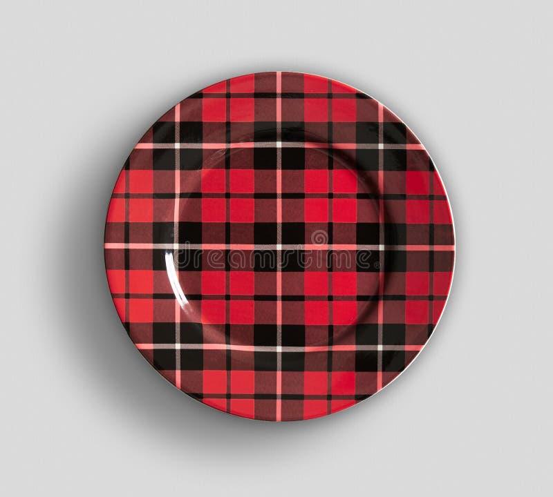 圣诞节将我们假日冷菜盘-简单的剪影餐具收藏-图象 免版税库存图片