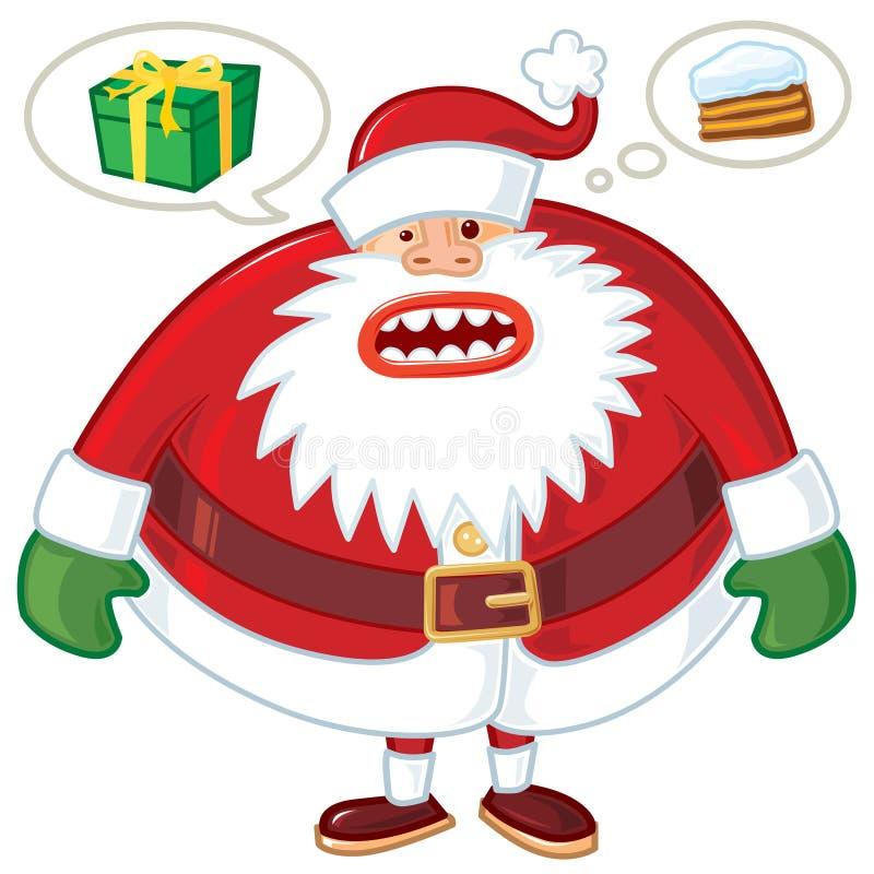 圣诞节愿望 皇族释放例证