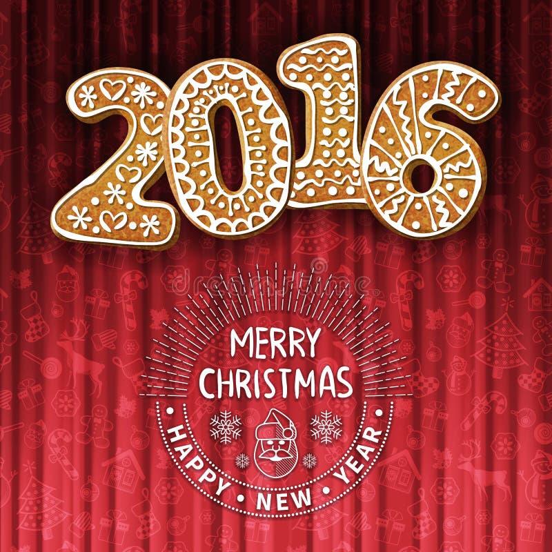 Download 圣诞节或新年度贺卡 向量例证. 插画 包括有 点心, 背包, 照亮, 圣诞节, 空间, 祝贺, 巴西, 红色 - 62539833