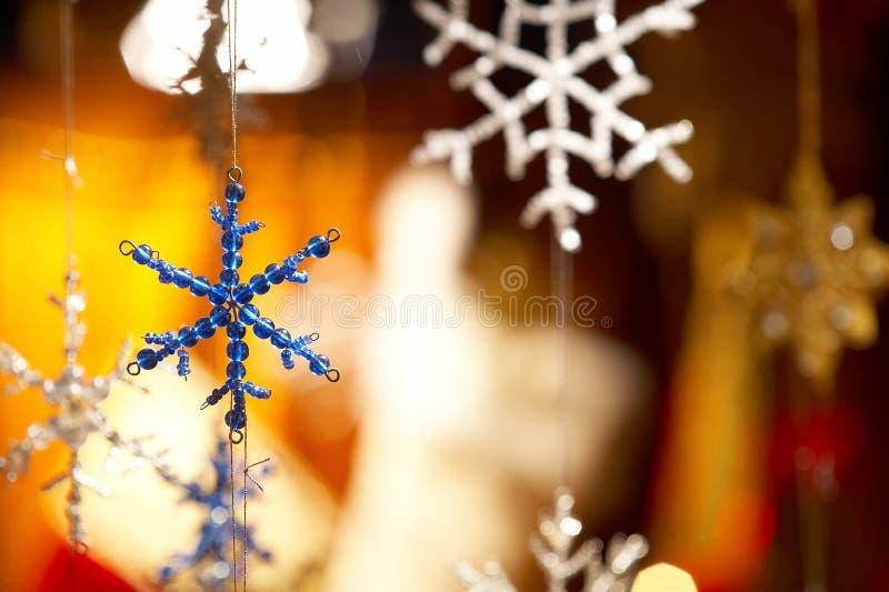 圣诞节担任主角weihnachtssterne 库存照片