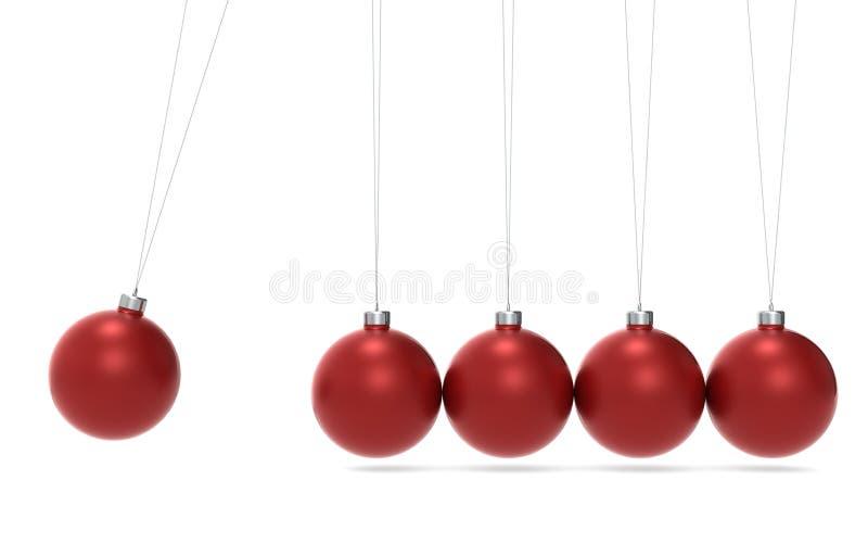 圣诞节摇篮 皇族释放例证
