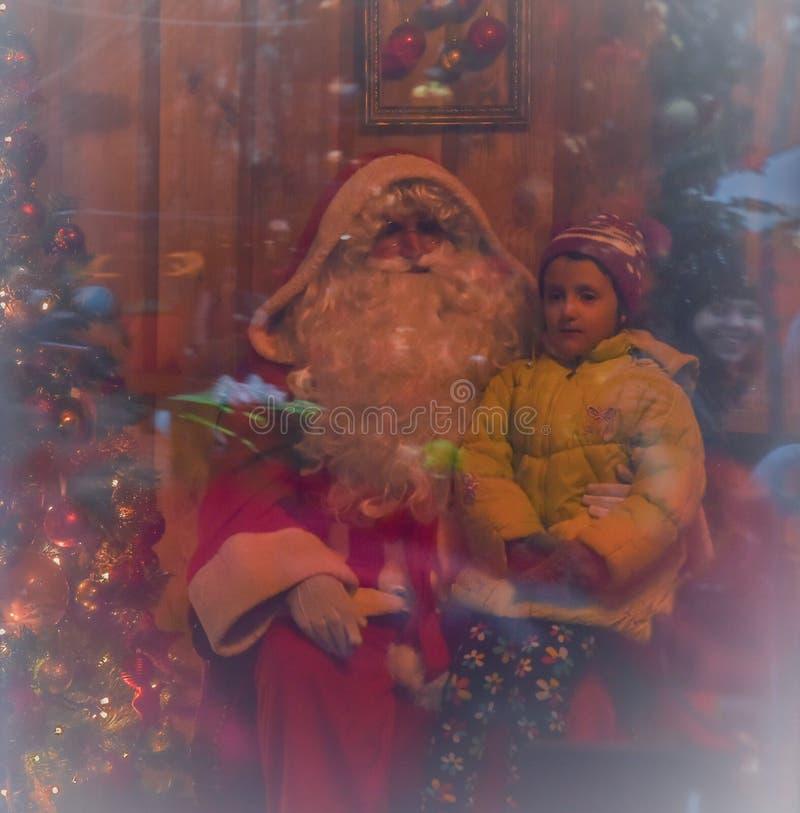 圣诞节故事 图库摄影