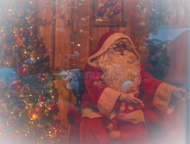 圣诞节故事 免版税库存图片