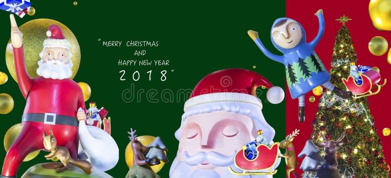 圣诞节新年好 免版税图库摄影