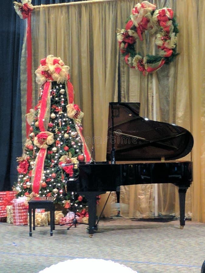 圣诞节时间展示 图库摄影