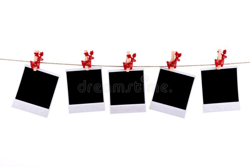 圣诞节构成装饰品照片 库存图片