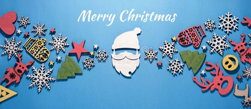 圣诞节构成,网络设计,新 库存照片