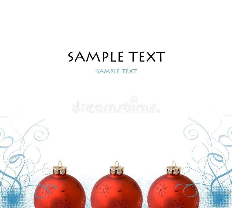 圣诞节框架玩具 向量例证