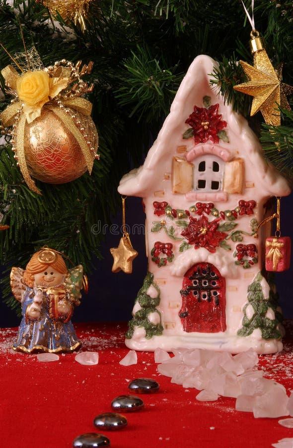 圣诞节照片 免版税库存图片