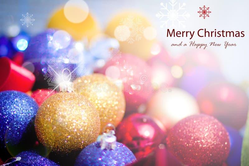 Download 圣诞节球。 库存图片. 图片 包括有 欢乐, 沐浴者, 复制, 看板卡, 特写镜头, 12月, 软性, 竹子 - 22350665