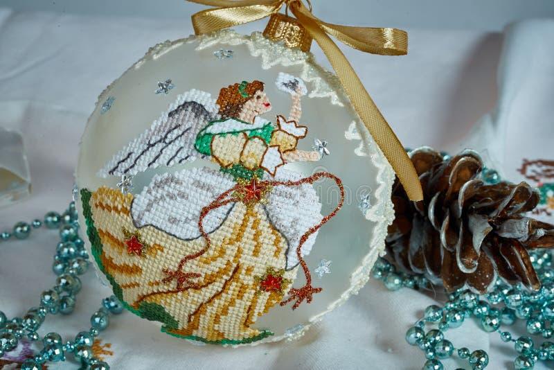 圣诞节球 免版税库存图片