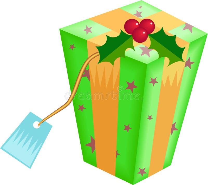 圣诞节礼品 皇族释放例证