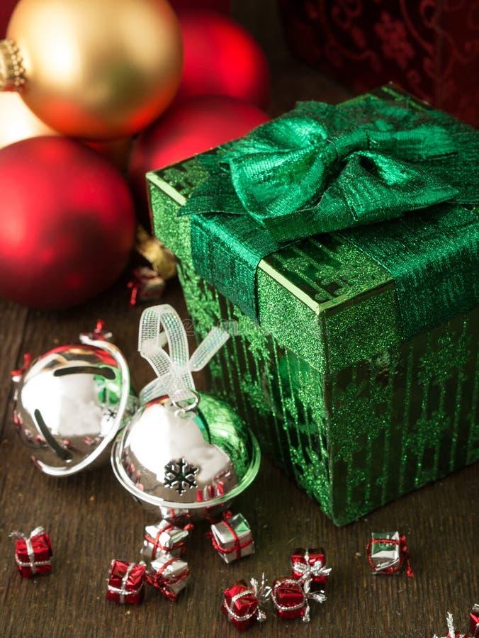 圣诞节礼品 免版税图库摄影
