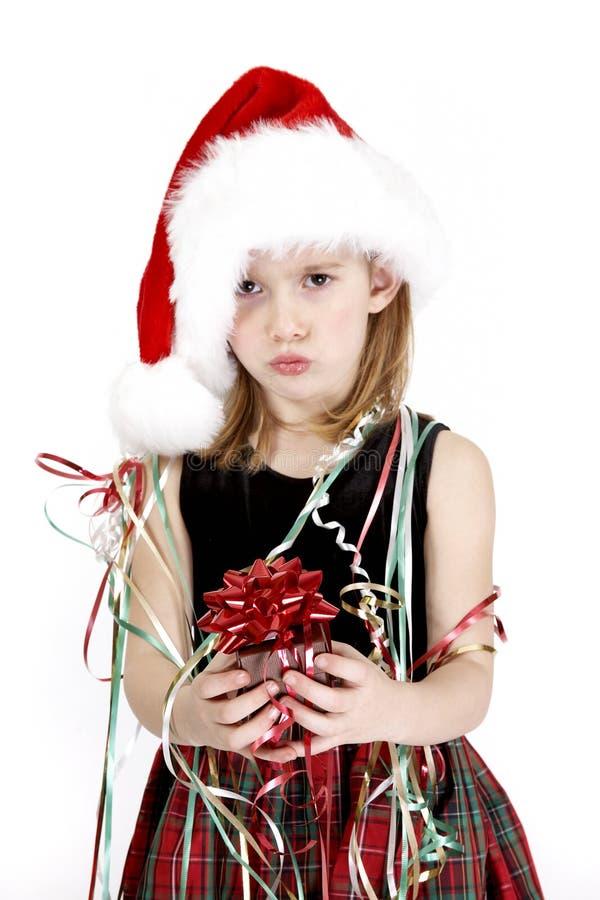 圣诞节系列惊奇 免版税库存图片