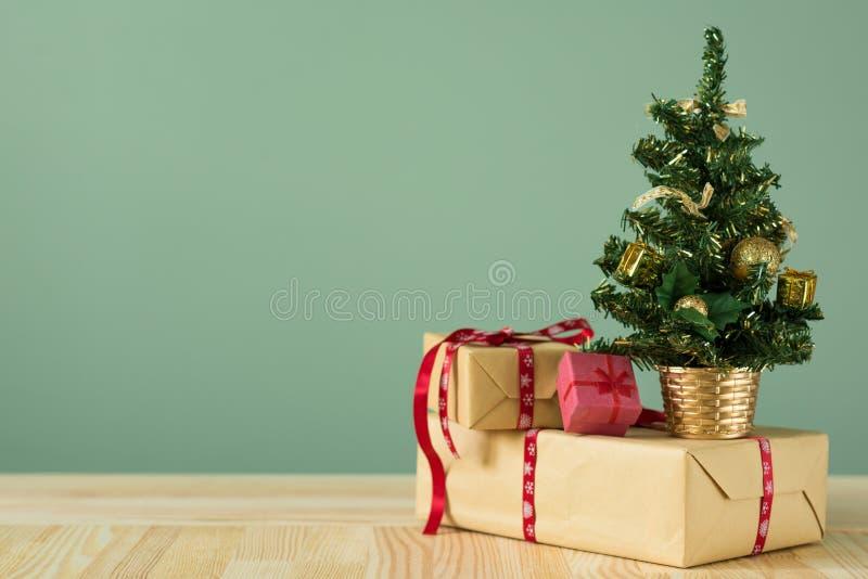 圣诞节背景2018年 图库摄影