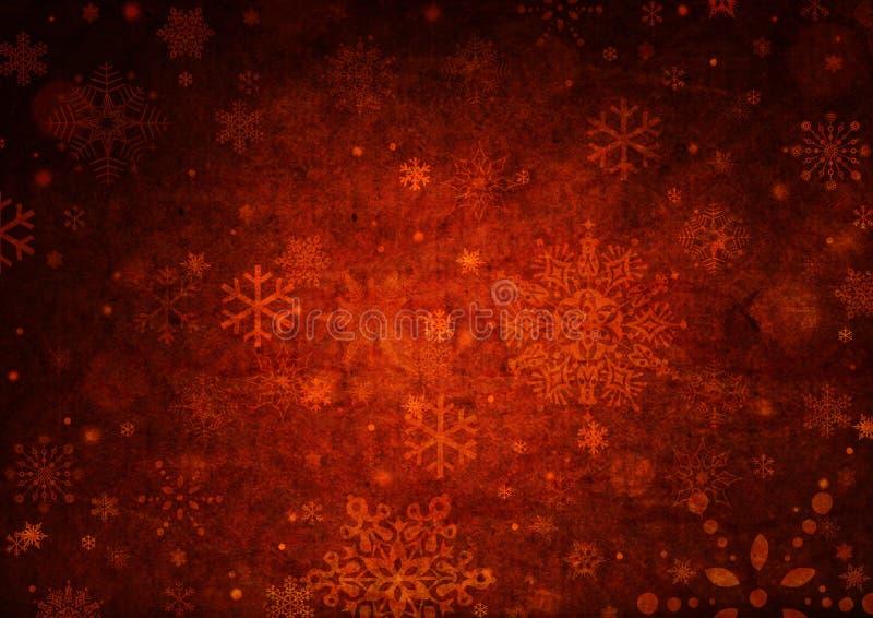 圣诞节背景 向量例证