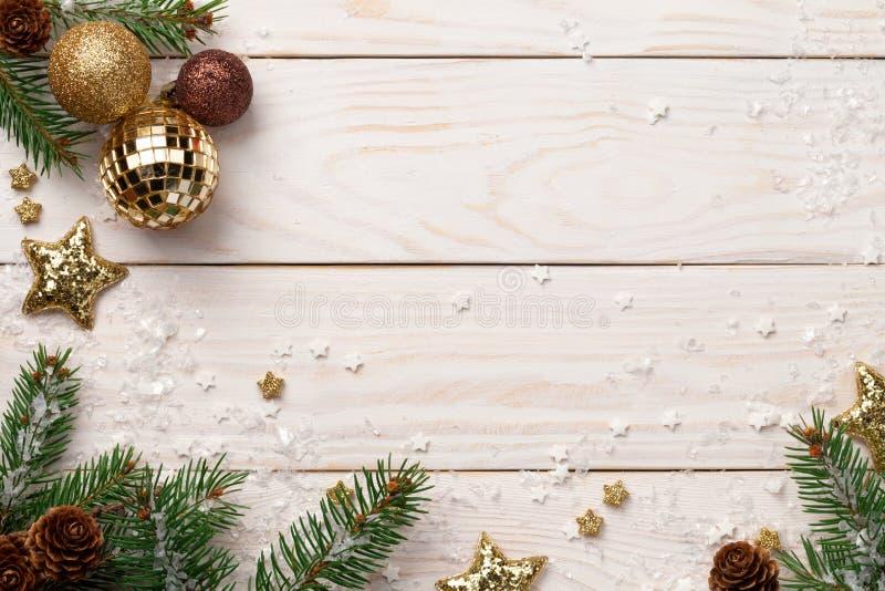 圣诞节节假日背景 免版税图库摄影