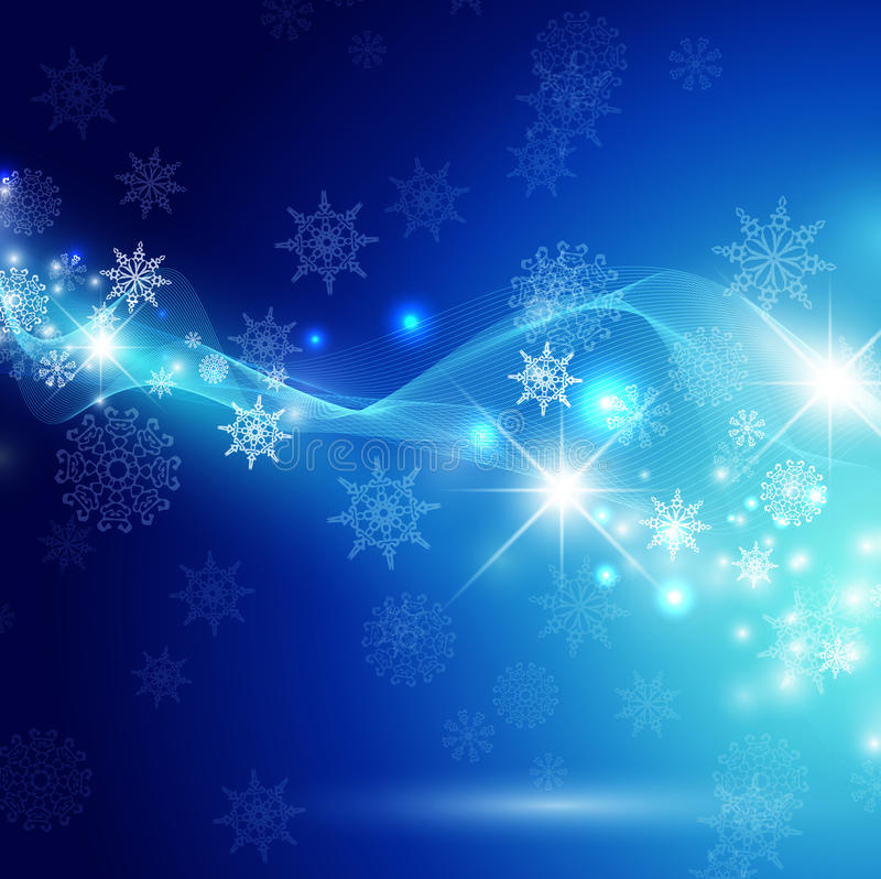 圣诞节节假日背景 皇族释放例证