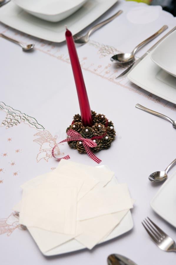 圣诞节薄酥饼 免版税库存图片