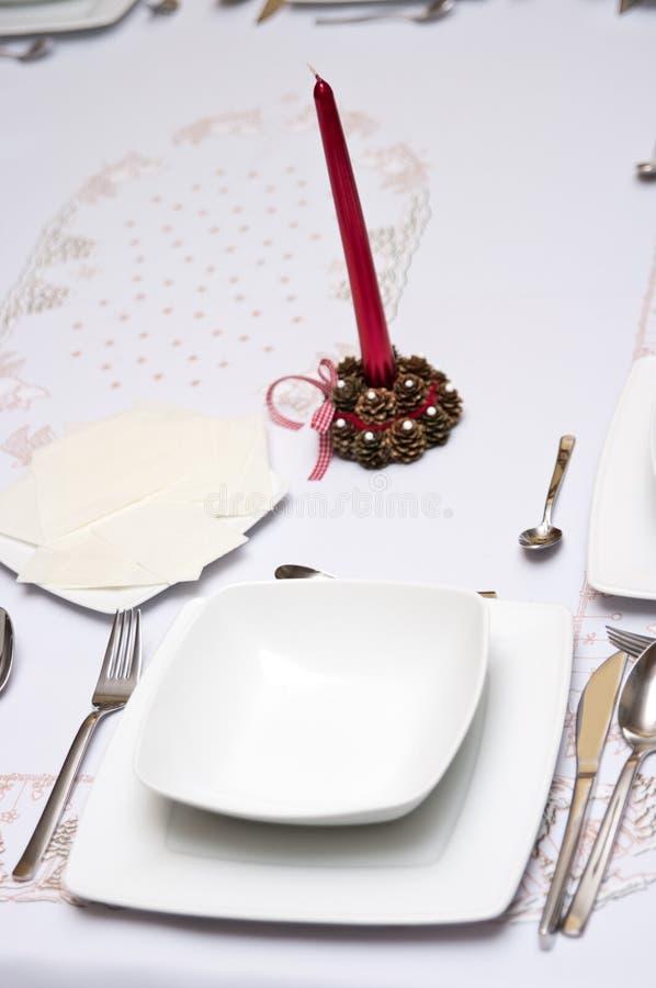圣诞节薄酥饼 免版税库存照片