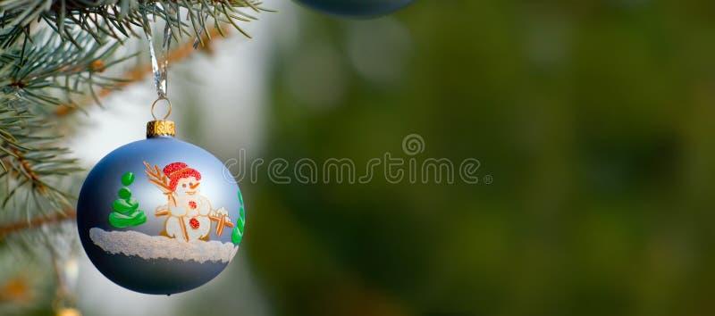 圣诞节装饰一件  库存照片