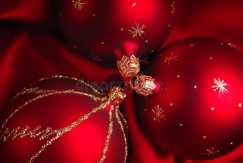 圣诞节装饰主题 图库摄影