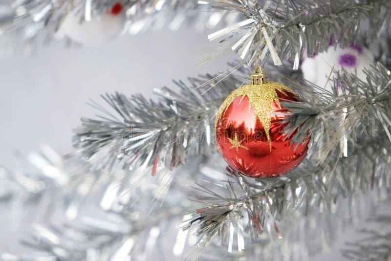 圣诞节装饰品 向量例证