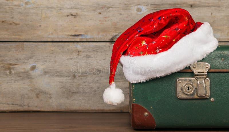 圣诞节装饰生态学木 Xmas假日概念 库存图片