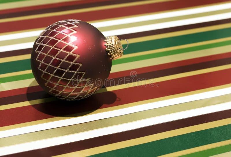 圣诞节装饰节假日冬天 免版税库存图片