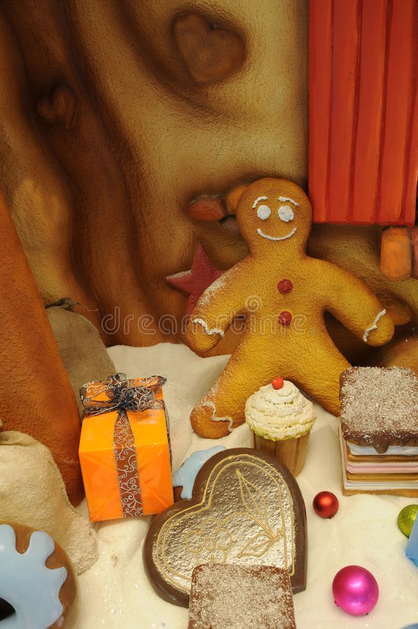 Download 圣诞节装饰 库存图片. 图片 包括有 竹子, 蛋糕, 魔术, 曲奇饼, 礼品, 圣诞节, 甜点, 平分, 重点 - 22352751