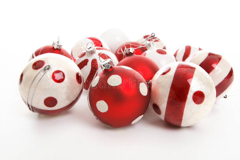 Download 圣诞节装饰 库存图片. 图片 包括有 庆祝, 气球, 空白, 季节性, 红色, 装饰, xmas, 沐浴者 - 3660925