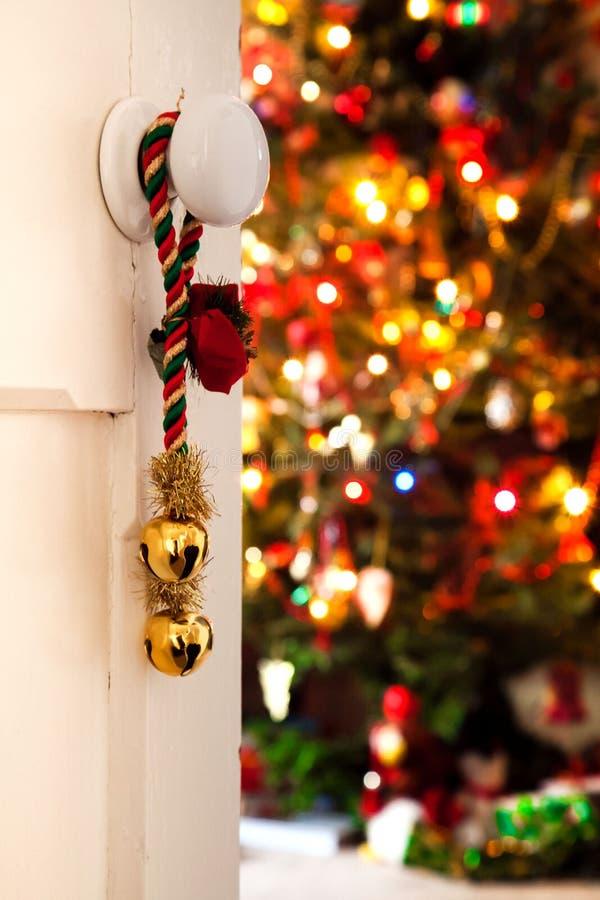 圣诞节铃声 库存图片