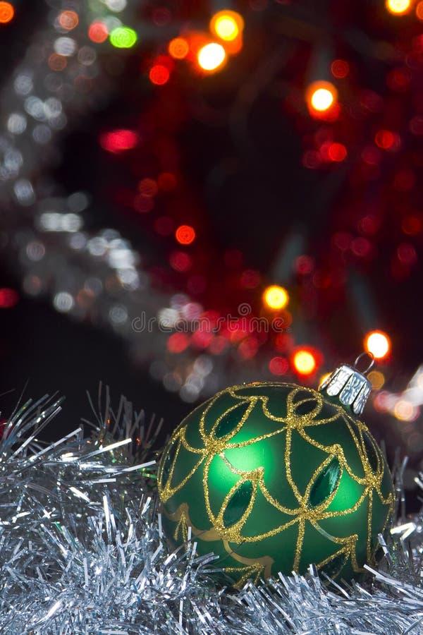 圣诞节静物画 免版税库存照片