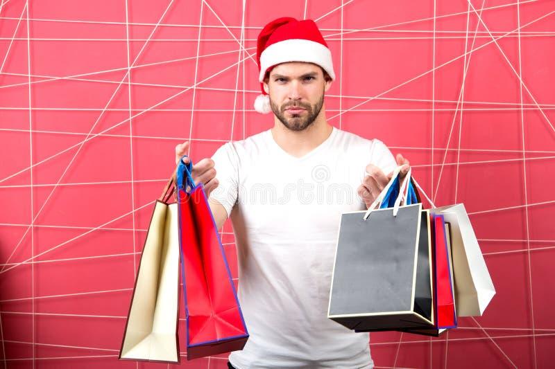 圣诞节,新年礼物,当前 库存照片