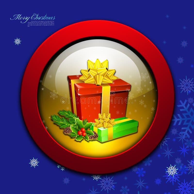 Download 圣诞节 库存例证. 插画 包括有 运气, 庆祝, 喜悦, 节假日, 快活, 圣诞节, 看板卡, 的treadled - 22356505