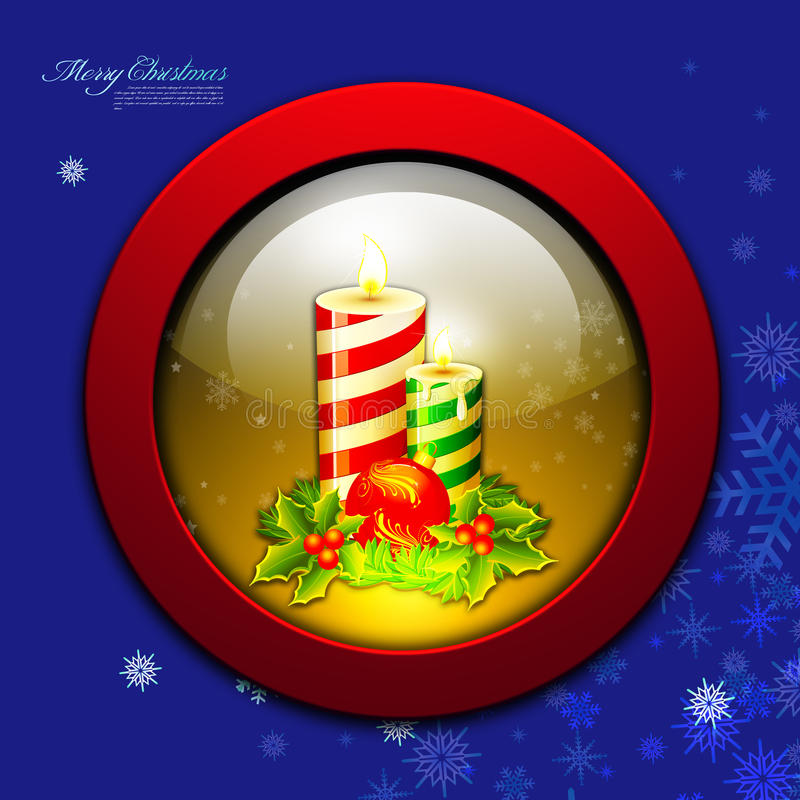 Download 圣诞节 库存例证. 插画 包括有 幸运, 庆祝, 运气, 雪花, 喜悦, 礼品, 看板卡, 节假日, 圣诞节 - 22356561