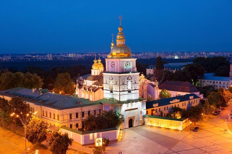 Download 圣迈克尔的修道院鸟瞰图 库存图片. 图片 包括有 基辅, 迈克尔, 降低, 地标, 晚上, 欧洲, 历史记录 - 62539515