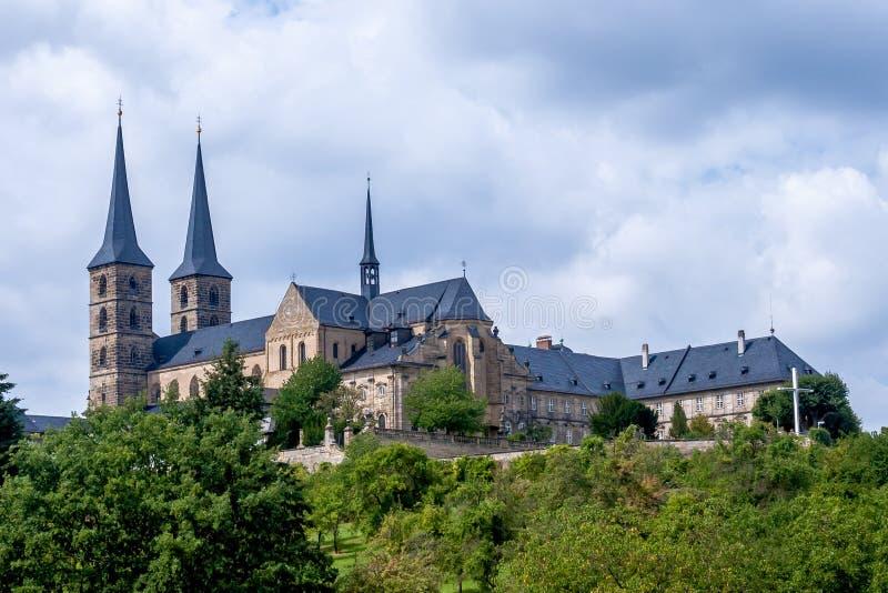 圣迈克尔的修道院,琥珀德国 图库摄影