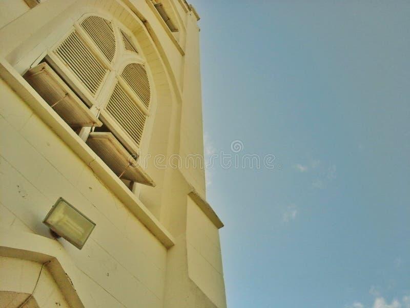 圣马丁的教会巴巴多斯 免版税库存图片