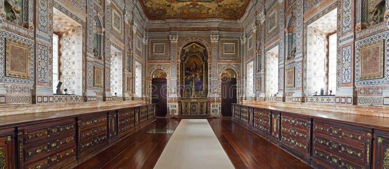 圣维森特de Fora Monastery里斯本 库存照片