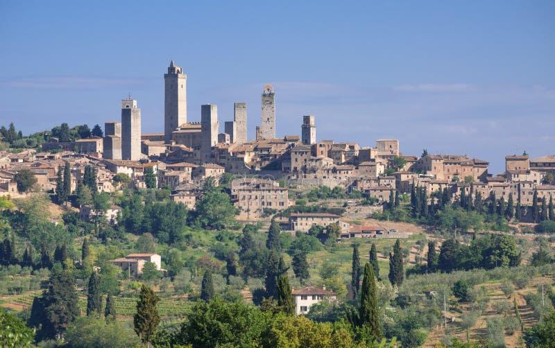 Download 圣Gimignano,托斯卡纳,意大利 库存图片. 图片 包括有 安排, 欧洲, 著名, 意大利, 托斯卡纳 - 30335337