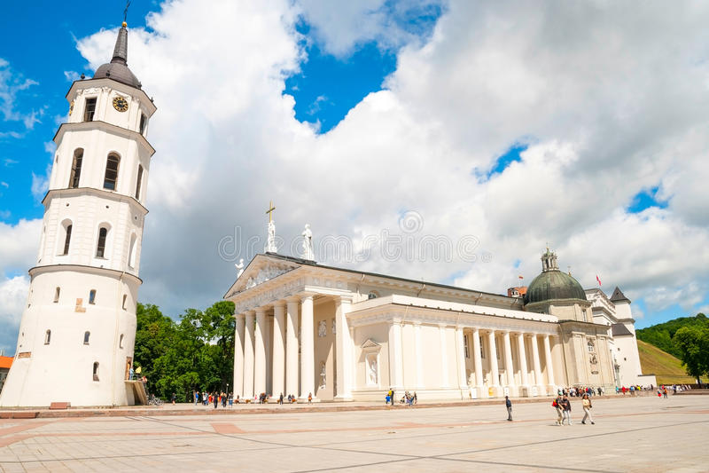 Download 圣Stanislaus,维尔纽斯,立陶宛大教堂 库存图片. 图片 包括有 公园, 有历史, 地平线, 拱道 - 62533351