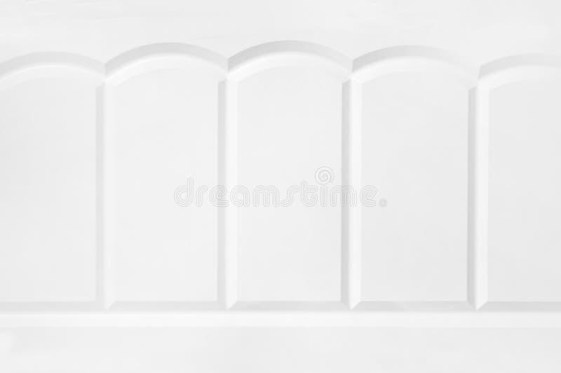 在一块白色板材的线 库存图片