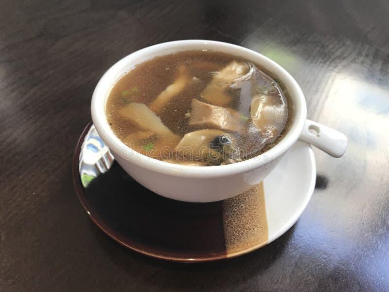 在中国料理店 免版税库存照片