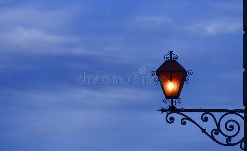 在光之外 图库摄影
