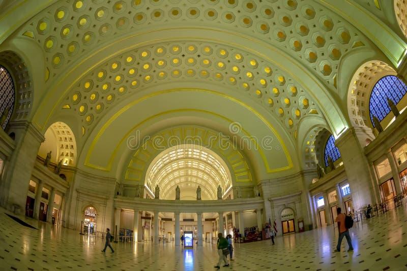 在华盛顿特区的联合驻地,美国 库存图片