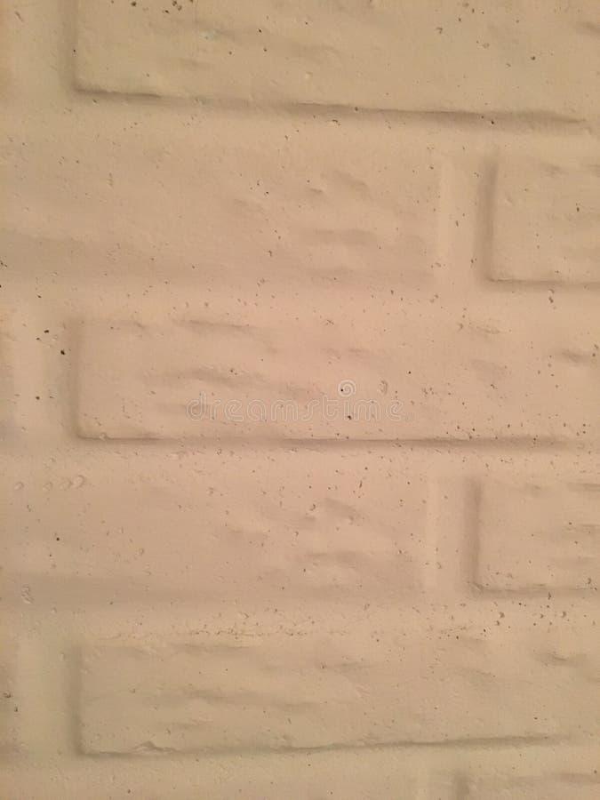 在地下室的砖墙 免版税库存照片