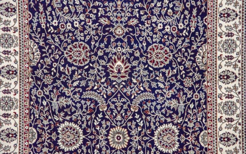 在地毯的样式 免版税库存图片