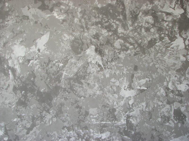 在墙壁上的威尼斯式膏药 免版税库存照片