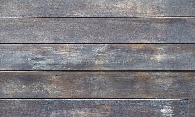 在墙壁背景的秀丽纹理木板条 免版税库存图片